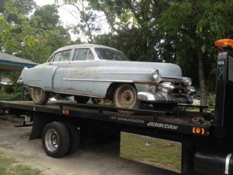 1952 Cadillac Fleetwood for sale at Haggle Me Classics in Hobart IN
