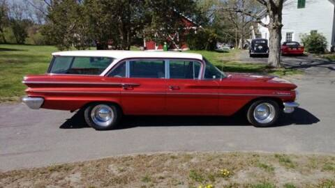 1960 Pontiac Catalina for sale at Haggle Me Classics in Hobart IN
