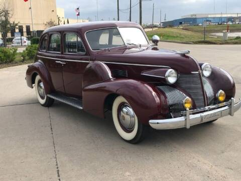 1939 Cadillac Series 61 for sale at Haggle Me Classics in Hobart IN