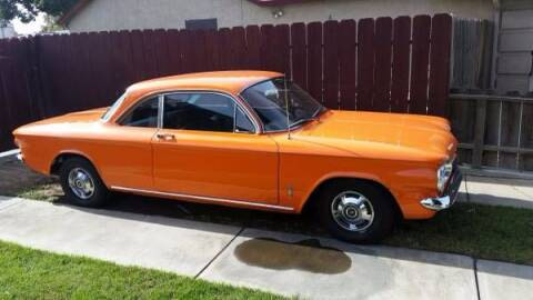 1961 Chevrolet Corvair for sale at Haggle Me Classics in Hobart IN