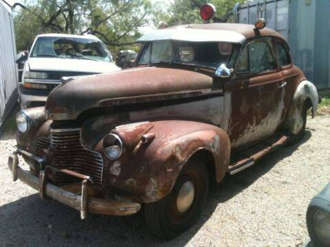 1940 Chevrolet Master Deluxe for sale at Haggle Me Classics in Hobart IN