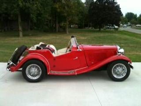 1952 MG TD for sale in Hobart, IN