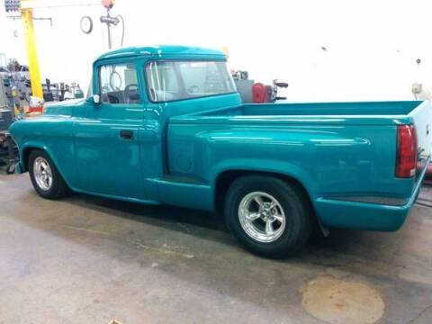 1956 Chevrolet C/K 20 Series for sale at Haggle Me Classics in Hobart IN