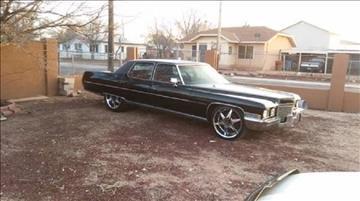 1972 Cadillac Fleetwood