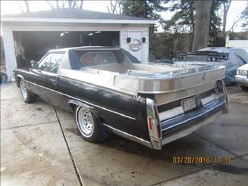 1979 Cadillac McClain