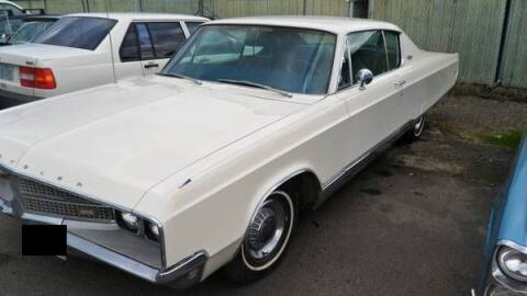 1968 Chrysler New Yorker for sale at Haggle Me Classics in Hobart IN