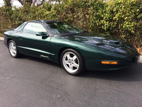 1995 Pontiac Firebird for sale in Hobart, IN