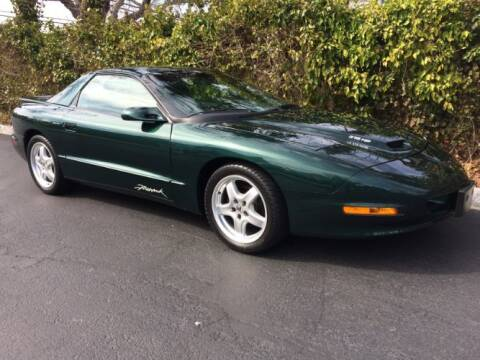 1995 Pontiac Firebird for sale at Haggle Me Classics in Hobart IN
