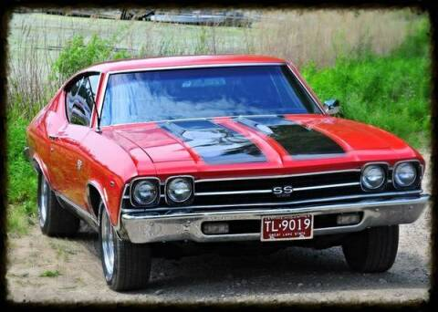 1969 Chevrolet Chevelle for sale at Haggle Me Classics in Hobart IN