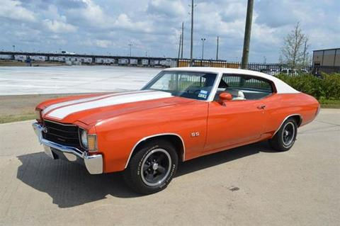 1972 Chevrolet Chevelle for sale in Hobart, IN