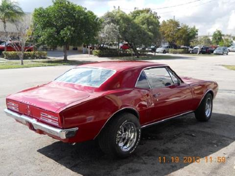 1967 Pontiac Firebird for sale in Hobart, IN