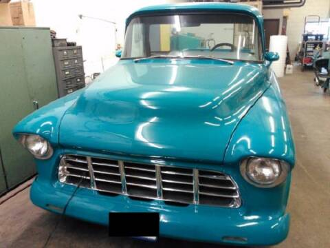 1956 Chevrolet Apache for sale at Haggle Me Classics in Hobart IN