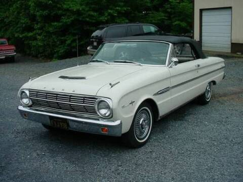 1963 Ford Falcon for sale at Haggle Me Classics in Hobart IN