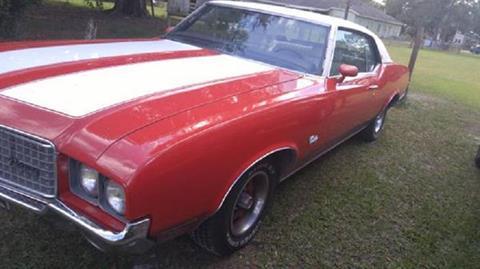 1972 Oldsmobile Cutlass Supreme for sale in Hobart, IN