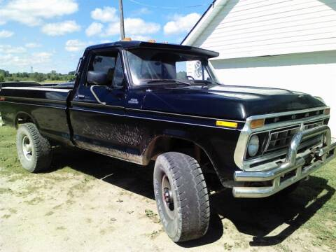 1977 Ford F-250 for sale at Haggle Me Classics in Hobart IN