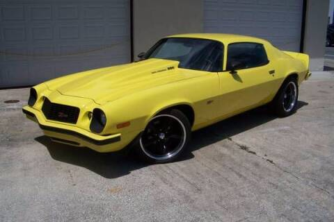 1974 Chevrolet Camaro for sale at Haggle Me Classics in Hobart IN