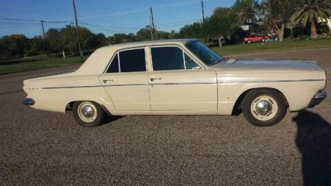 1965 Dodge Dart for sale at Haggle Me Classics in Hobart IN