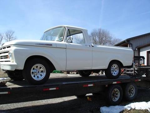 1962 Ford F-100 for sale in Hobart, IN