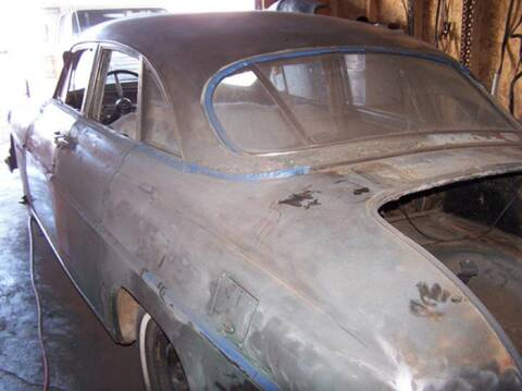 1951 Lincoln Cosmopolitan for sale at Haggle Me Classics in Hobart IN