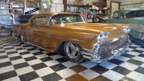 1958 Chevrolet Impala for sale at Haggle Me Classics in Hobart IN