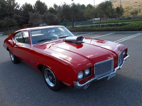1972 Oldsmobile Cutlass for sale in Hobart, IN