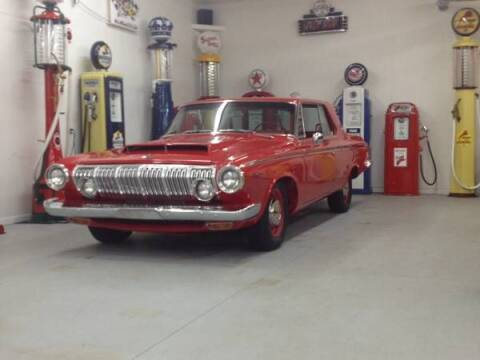 1962 Dodge Polara for sale at Haggle Me Classics in Hobart IN