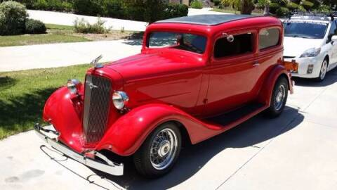 1934 Chevrolet Master Deluxe for sale at Haggle Me Classics in Hobart IN