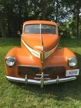 1941 Studebaker Champion for sale in Hobart, IN