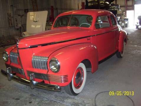 1941 Nash Street Rod for sale at Haggle Me Classics in Hobart IN
