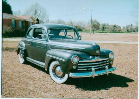 1947 Ford Super Deluxe for sale in Hobart, IN