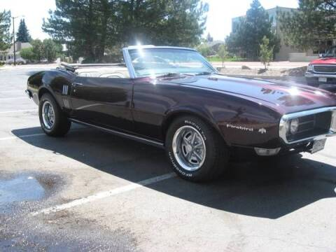 1968 Pontiac Firebird for sale in Hobart, IN