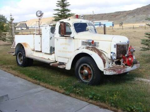 1949 International Fire Truck for sale at Haggle Me Classics in Hobart IN