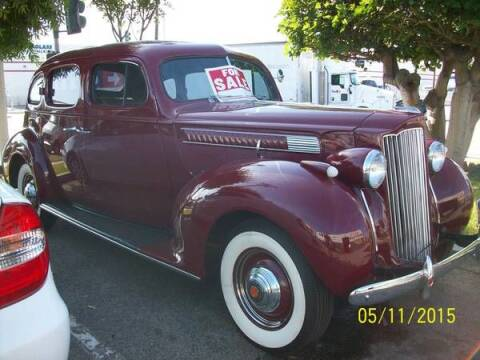 1939 Packard Six for sale at Haggle Me Classics in Hobart IN