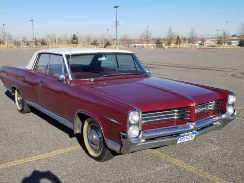1964 Pontiac Bonneville for sale at Haggle Me Classics in Hobart IN
