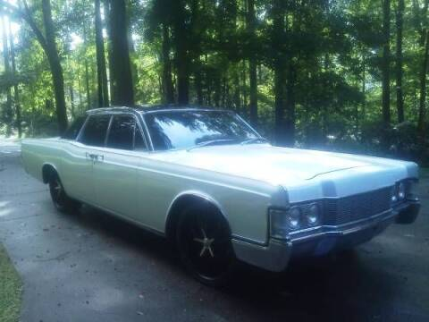 1968 Lincoln Continental for sale at Haggle Me Classics in Hobart IN