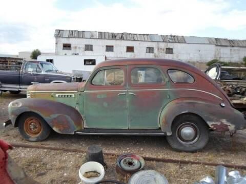1939 Desoto Sedan for sale at Haggle Me Classics in Hobart IN