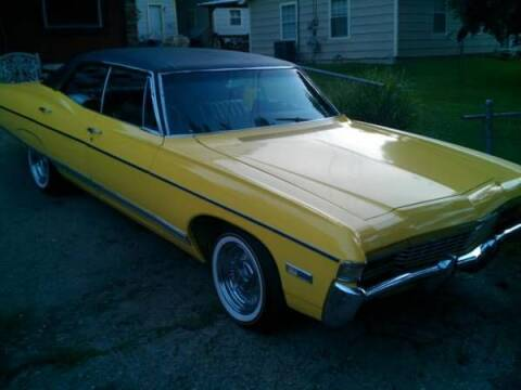 1968 Chevrolet Caprice for sale at Haggle Me Classics in Hobart IN