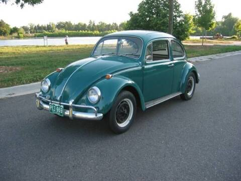 1967 Volkswagen Beetle for sale at Haggle Me Classics in Hobart IN