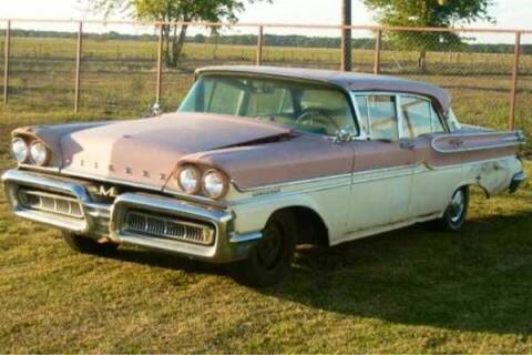 1958 Mercury Monterey for sale at Haggle Me Classics in Hobart IN