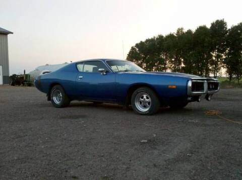1972 Dodge Charger for sale at Haggle Me Classics in Hobart IN
