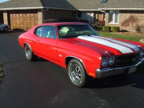 1970 Chevrolet Chevelle for sale at Haggle Me Classics in Hobart IN