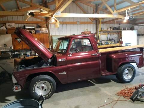 1965 Chevrolet S-10 for sale at Haggle Me Classics in Hobart IN