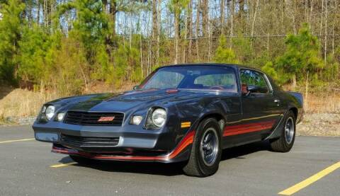 1980 Chevrolet Camaro for sale at Haggle Me in Hobart IN