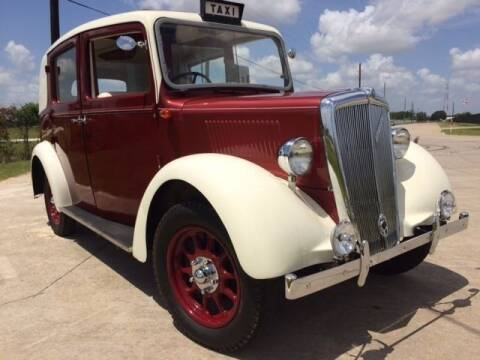 1947 Wolseley Oxford London Taxi for sale at Haggle Me in Hobart IN