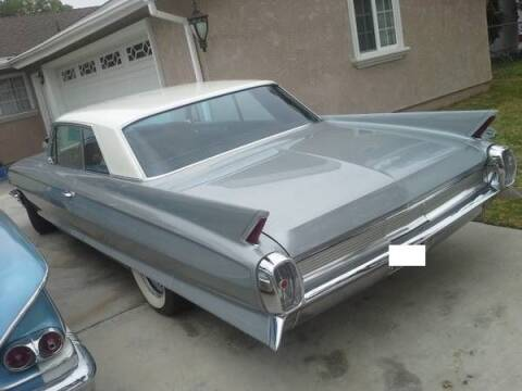 1962 Cadillac DeVille for sale at Haggle Me Classics in Hobart IN