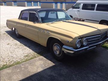 1962 Buick Sedan