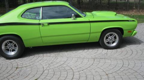 1970 Plymouth Duster for sale at Haggle Me Classics in Hobart IN