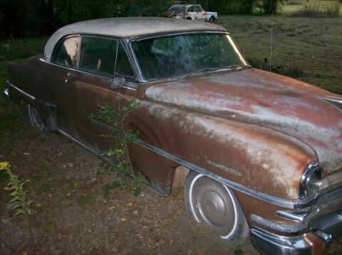 1953 Chrysler New Yorker for sale at Haggle Me Classics in Hobart IN
