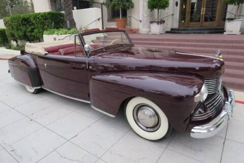 1942 Lincoln Continental for sale at Haggle Me Classics in Hobart IN