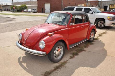 1973 Volkswagen Super Beetle for sale at Haggle Me Classics in Hobart IN